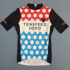 Tenspeed Hero #jersey #kitspiration
