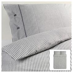 NYPONROS Komplet pościeli - 200x200/50x60 cm - IKEA