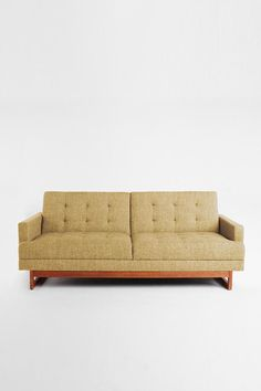 Either/Or Convertible Sofa by Urban Outfitters