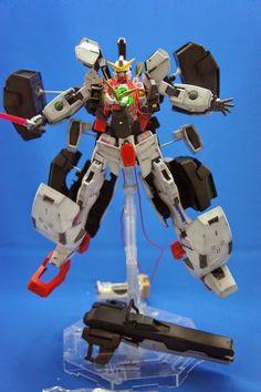 "1/100 Gundam Virtue with Gundam Nadleeh ""Trial System"" Custom Build - Gundam Kits Collection News and Reviews"