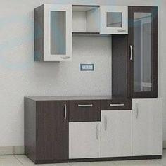 Kitchen Room Design, Home Room Design, Modern Kitchen Design, Moduler Kitchen, Kitchen Modular, Living Room Tv Unit Designs, Bedroom Cupboard Designs, Minimalist Dining Room, Pooja Room Door Design
