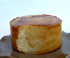 Una Fiera en mi cocina: Tarta de sobaos (Sin horno!!) Flan, Yummy Cakes, Camembert Cheese, Food And Drink, Pudding, Cooking, Easy, Desserts, Recipes