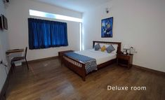 Delux room in Alcove Apartment 535 in Kormangala, Bangalore
