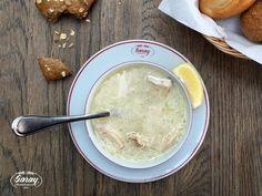 Soğuk havalarda, ana yemek öncesi mutlaka tercih edilmesi gereken bir lezzet. Tavuk Etli Çorba