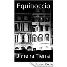 Equinoccio, la nueva novela de Jimena Tierra.