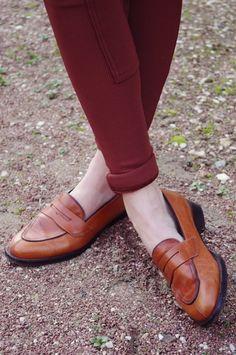 best shoes, best pants.