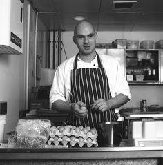 'Chef Alex' shoot