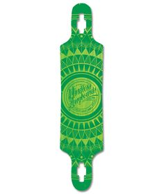 Longboard Cruiser, Campaign, Deck, Medium, Holiday Decor, Store, Green, Products, Front Porches