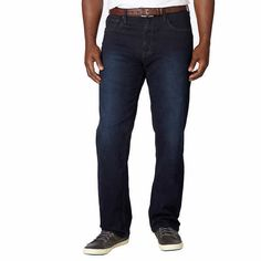 Urban Star Men's Relaxed Fit Jeans Blue *Fast Shipping* #UrbanStar #Relaxed