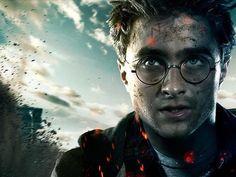"I got ""Harry Potter""!"