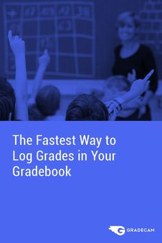Teachers can automatically log students' grades into the gradebook without manually hunting for the correct column with the student's name and typing in the score. Superhero Teacher, Teaching Skills, Teacher Inspiration, Formative Assessment, Teacher Hacks, Stressed Out, Educational Technology, School Fun, Classroom Management