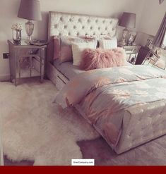 Great Ideas For Small Bedroom Decorating - CHECK PIN for Lots of DIY Bedroom Decorating Ideas. 98789798 #bedroomideas #bed