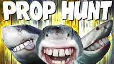 SO DAMN FUNNY!! | Prop Hunt