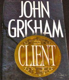 John Grisham Book The Client  (HARD COVER)
