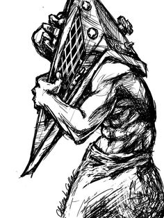 Pyramid Head: Happy Halloween