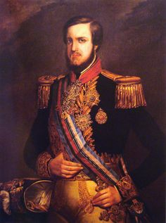 Retrato de Dom Pedro II - 1851