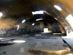 10 Creepy Abandoned Places - Listverse...The Domes