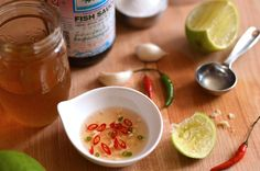 So good on noodle bowls -- Vietnamese Dipping Fish Sauce Recipe