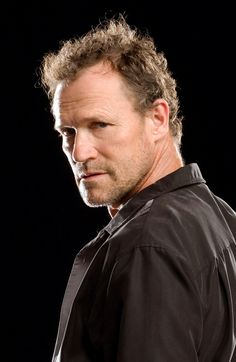 """Michael Rooker-- Merle doesn't look too bad here. Not """"hot"""" in the traditional sense, but very tough looking!"""