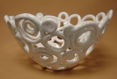 Coil Bowl. Burke Pottery 5-6 (Independent Study)