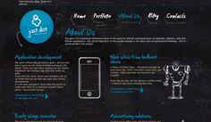 Eye Candy im Webdesign: Weniger ist manchmal mehr via @t3nmagazin