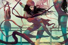 Elektra retorna em um título belíssimo e violento