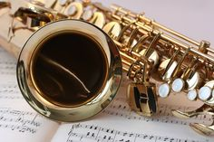Saxophone, Music, Gold, Gloss, Notenblatt, Keys, Instrument, Musical Instrument, Song, Musician