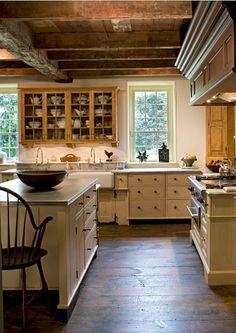 Rustic Kitchen Home Decor