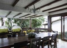 Casa de Fernanda Motta em Florianópolis é um perfeito refúgio de praia