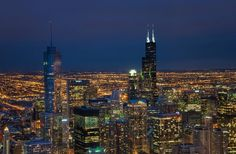 The view from the top #chicago #360chicago #chicago360
