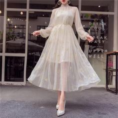 Grad dresses, cute dresses, dresses with sleeves, cute outfits, formal Grad Dresses, Homecoming Dresses, Formal Dresses, Wedding Dresses, Long Dresses, Dresses Dresses, Layered Dresses, Dance Dresses, Dress Outfits