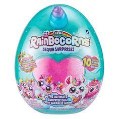 Rainbocorns Series 2 The Ultimate Surprise Egg By Zuru Multi Big Girl Toys, Toys For Girls, Kids Toys, 4 Kids, Rainbow Corn, Frozen Toys, New Egg, Teddy Bear Toys, Teddy Bears