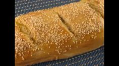 Italian bread by thefoodventure.com