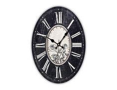 Siyah Eskitme Antik Ahşap Duvar Saati  Ürün Bilgisi;  MDF gövde Sessiz akar saniye Çap 32 x 45 cm. Çok şık ve eskitme ahşap duvar saati Yeni model duvar saati Ürün resimde olduğu gibidir Farklı tasarım Renk : Siyah
