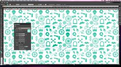 Adobe Illustrator tutorial: Create seamless repeating patterns using Illustrator CS6's new tools - Digital Arts
