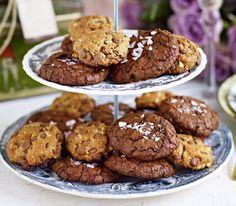 Mudslides och divine cookies   Recept.se