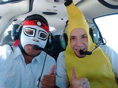 También sabemos divertirnos, Halloween en Asteca
