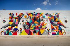 Quickly emerging as one of the most prominent creative communities in the world, Wynwood and its walls were recently hand-picked by Google as an artifact worth preserving. The Google Art Project's Street Art Collection has enlisted the participation of over 55 street art collectives across 34 countries in order to...