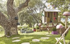 Cabane dans les arbres - Soulet | Disponible chez Leroy Merlin