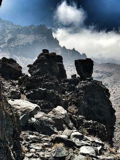 Hiking Mount Kilimanjaro, Tanzania