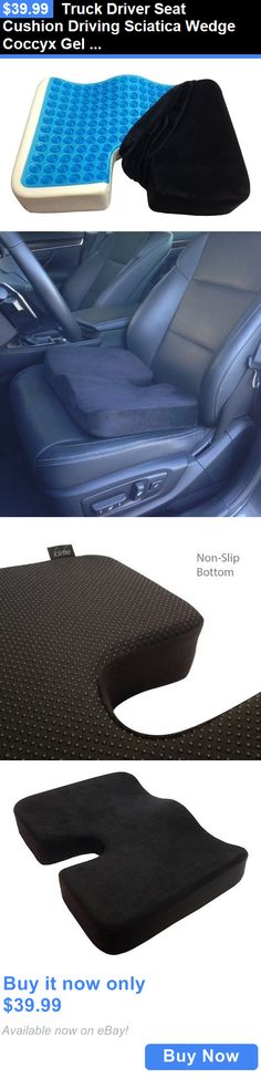 Other Orthopedic Products: Truck Driver Seat Cushion Driving Sciatica Wedge Coccyx Gel Wheelchair Chairs BUY IT NOW ONLY: $39.99