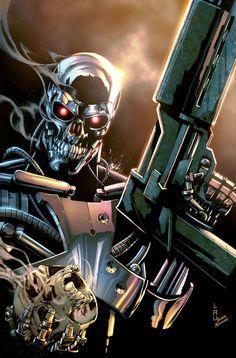 T-800 Endoskeleton Exterminator