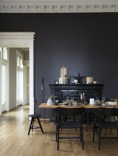 Tablesetting   Stylist: Silje Aune Eriksen Photographer: Anne Bråtveit Bonytt Interior Design Studio, Scandinavian Design, My Dream Home, Table Settings, Dining Table, Kitchen, Instagram Accounts, House, Furniture
