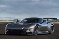Vulcan meets Vulcan: Aston Martin's bomber fly-past photo op by CAR Magazine