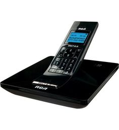 DECT 6.0 Digital Cordless Phone with CID