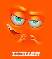 iPhone 5 Fun wallpaper HD, the world's largest collection of wallpapers! Orange Wallpaper, Funny Iphone Wallpaper, Emoji Wallpaper, Apple Wallpaper, Cellphone Wallpaper, Funny Wallpapers, Wallpaper Backgrounds, Cartoon Faces, Funny Faces
