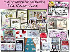 If you're looking for a comprehensive curriculum for teaching science to students in kindergarten, first grade, and second grade, you must check out The Science Of... series by Cara Carroll and Abby Mullins! This cross-curricular set of unit plans, not only teaches science concepts, but also provides the teacher several options for teaching thematically in ELA and math, too! The lessons are engaging and fun. This set focuses on: light science, dental health, candy science, and heart science!