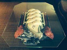 Maserati engine table