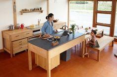 Kaze - オーダーキッチン・家具のKitoBito|キトビト