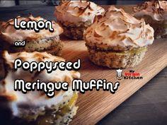 Lemon & Poppyseed Meringue Muffins - yummy yummy!